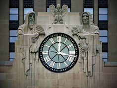 Gatsbywise -  CBOT - Chicago's Board of Trade Building - opened in 1930.