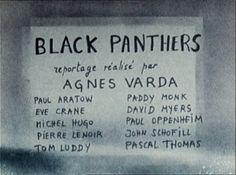 Black Panthers (Agnes Varda, 1968)