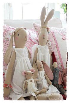Maileg on Pinterest | Bunnies, Rabbit and Mice