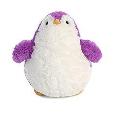 Aurora World Jelly Rolls Amethyst Penguin Plush, White, Cute Penguins, Childhood Toys, Body Shapes, Cuddling, Toy Chest, Aurora, Whimsical, Amethyst, Plush