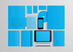 SM Material   Santiago Moreno   Stationary Branding Mock Up (Volume I) #VI