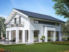 bauhaus bungalow modern haus evolution 111 v4 bien. Black Bedroom Furniture Sets. Home Design Ideas