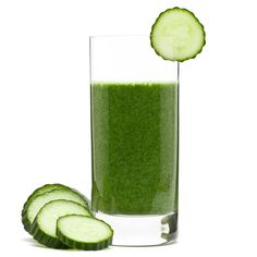 Refresh and reset your body with this ultra-hydrating juice made with kale, apple, cucumber, and coconut water.