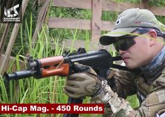 ICS AK Series: The ICS IK-74 AEGs