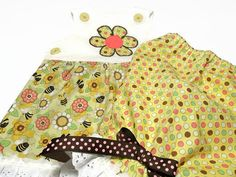 Baby Girl Clothes  Baby Summer Outfit   Honey by PeaPodLilFrogs