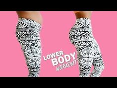 The best lower body workout you can do at home! Want glutes? Want toned legs? Want to be GOALS? This no equipment at home workout has you covered You& Hip Workout, Workout Videos, Free Workout, Workout Exercises, Easy Workouts, At Home Workouts, Couples Workout Routine, Pilates, Hips Dips