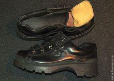 Купить прогулочная обувь - черный, демисезон, унисекс, практично, тепло, кожа натуральная, трикотаж обувной