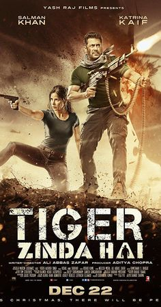 Tiger Zinda Hai Official Trailer:Salman Khan and Katrina Kaif Remain fearless To Save Indian Nurses Taken Hostage by ISIS - Bollywood Mummy Movies Free, Watch Movies, Film Watch, Top Movies, Download Video, Films Hd, Imdb Movies, Movies, Souvenir