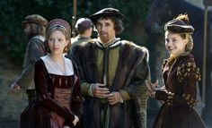Thomas Cromwell in Wolf Hall
