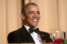 Need a distraction before you finish out your Tuesday at the office? Check out today's blog post about the WHCD, awesome jokes from our President, and duh, media intelligence.