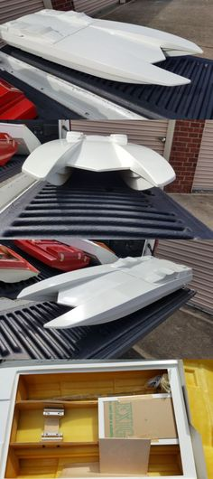 Boats and Watercraft 34058: Rc Boat Haul Large -> BUY IT NOW ONLY: $350 on eBay!