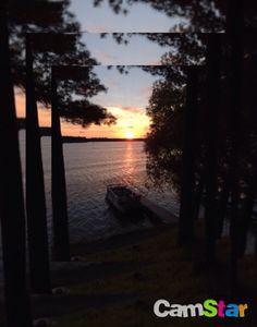 Chetek Lake, Wisconsin.