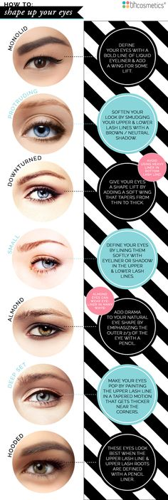 Play up your unique eye shape. Our latest blog post has easy-to-follow how-to instructions! Head over to our blog, www.bhc.com/blog, for more!