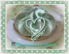 Arco Iris de labores....Color Verde Menta.