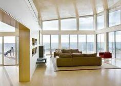 Eco-modern beach house on Cape Cod - Dekoration Home Design, Home Interior Design, Interior Architecture, Interior Ideas, Design Ideas, Cape Cod, Truro, Solar Energy, Solar Power
