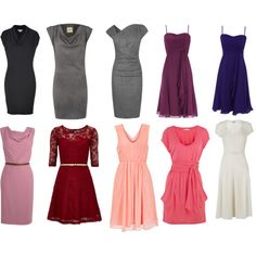 Soft Classic Dresses