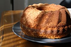Pound Cake   ***I read this recipe and I think it sounds super easy, only 6 ingredients