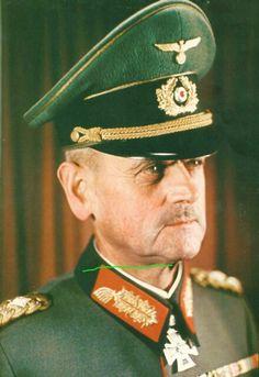 General der Infanterie Hans Schmidt (28 April 1877 - 05 June 1948), commander…