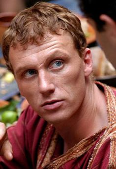 Kevin McKidd as Lucius Vorenus in HBO's Rome.