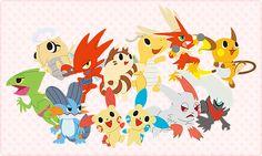 Pokemon Play Set Products