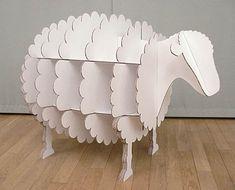 oveja estanteria
