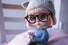 Custom Blythe Doll by Babycatface dollies