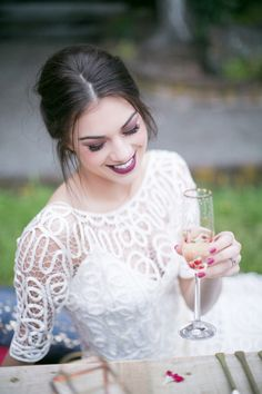 Get lots of gorgeous ideas for your own big day, with this beautiful wedding inspiration shoot all the way from New Zealand, by Amy Caroline Photography. Star Wedding, Wedding Blog, Dream Wedding, Wedding Ideas, Wedding Attire, Wedding Dresses, Luxury Wedding Venues, Bridal Musings, Burgundy Wedding