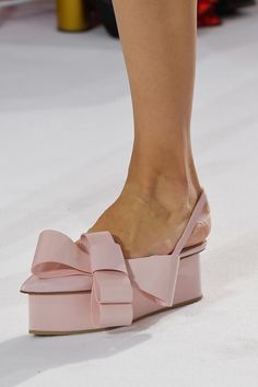 DELPOZO Spring 2016 #shoes #nyfw