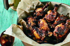 Canadian Living is the #1 lifestyle brand for Canadian women. Get the best recipes, advice and inspired ideas for everyday living. Chicken Drumstick Recipes, Chicken Recipes, New Recipes, Healthy Recipes, Chicken Drumsticks, Stuffed Hot Peppers, Serving Dishes, Tandoori Chicken, Vegan Vegetarian
