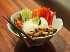 Joyce's Drunken Noodle Salad — Quick Weeknight Meals Recipe Contest 2009