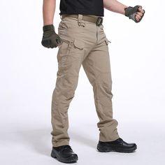 , Army Military Pants Cotton Many Pockets Stretch Flexible Man Casual Trousers XXXL. , Army Military Pants Cotton Many Pockets Stretch Flexible Man Casual Trousers XXXL Mens Trousers Casual, Casual Jeans, Men Casual, Pantalon Long, Pantalon Cargo, Waterproof Pants, Military Pants, Tactical Pants, Trekking