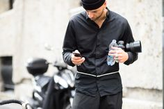 On the Streets of Milan Fashion Week Spring 2015 - Milan Fashion Week Spring 2015 Day 1