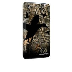 iPod Touch 4G Barely There Case Case-Mate Custom Realtree Camo Cases - MAX-4 Duck