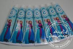 Ateliê da Ane: Aniversário de 5 anos da Clara - Tema Frozen