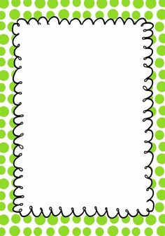 Page Boarders, Boarders And Frames, Classroom Images, Classroom Labels, Doodle Borders, Borders For Paper, Page Borders Design, Border Design, Grade R Worksheets