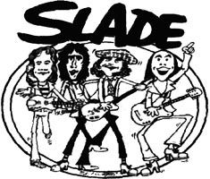 SLADE - THROUGH THE YEARS, Copyright © 2013 Slade In England