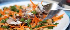 Free 12WBT Recipe: Lamb with Moroccan Carrot Salad