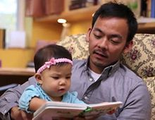 Videos for adult learners on family literacy developed by Toronto Public Library