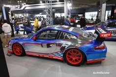 Porsche - via Auto Guide - pin by Alpine Concours