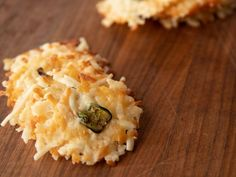 Get Jalapeño Cheese Crisps Recipe from Food Network/Pioneer Woman Manchego Cheese, Jalapeno Cheese, Cheese Crisps, Cheese Puffs, Jalapeno Poppers, Ree Drummond, Low Carb Appetizers, Yummy Appetizers, Appetizer Recipes