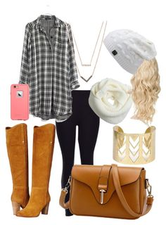 """""""The Look"""" by jp6657 on Polyvore featuring Madewell, GUESS and Michael Kors"""