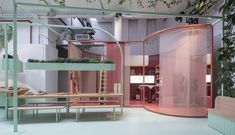 MINI et Studiomama : Mini Living - Built by All - ArchiDesignClub by MUUUZ - Architecture & Design