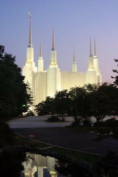Washington D.C. Temple, The Church of Jesus Christ of Latter Day Saints