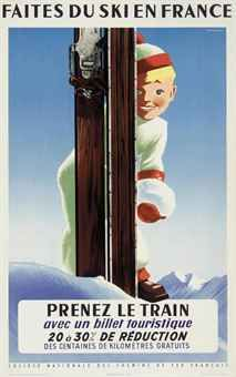 Buy online, view images and see past prices for HUGON, Roland (d'Apres Invaluable is the world's largest marketplace for art, antiques, and collectibles. Vintage Ski Posters, Vintage Ads, French Vintage, Salvador Dali, Sports Art, Sports Posters, Maurice Utrillo, French Images, Ticket To Ride
