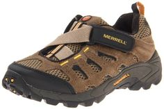 Merrell Moab Ventilator ZRap Sneaker ToddlerLittle KidBig KidWalnut11 M US Little Kid ** Check this awesome product by going to the link at the image.