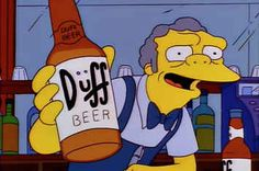 "Authentic Duff Beer From ""The Simpsons"" Will Soon Be Available For Purchase"