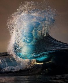 Canon Photography: These shots of the ocean by are simply stunning. Waves Photography, Canon Photography, Nature Photography, Landscape Photography, Photography Photos, Lifestyle Photography, Wedding Photography, No Wave, Water Waves