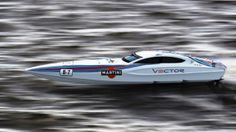 Behold This Absolutely Gorgeous Martini Racing Boat