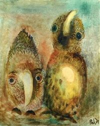 Birds by Israel Paldi