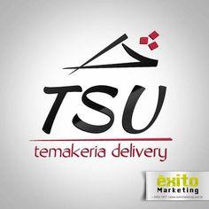 Logo Cliente: TSU Temakeria